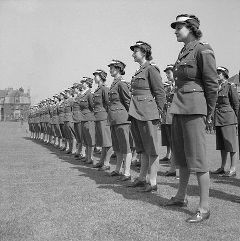Women of the British Army, WWII