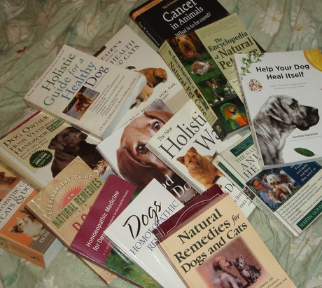 other books to consult about canine health care